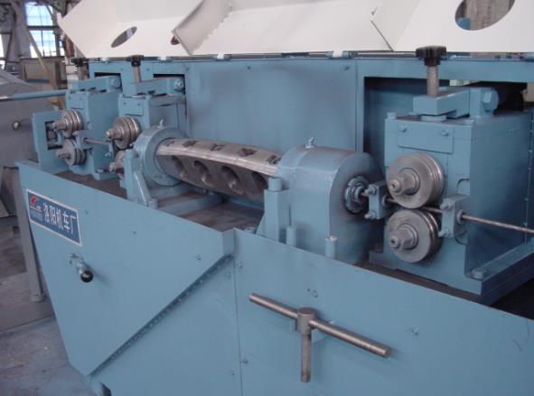 螺纹钢调直机